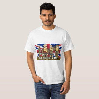 The British Army Faction World War I Simple His T-Shirt