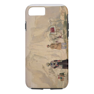 The British Commandant of Shah Shoojan's 2nd Janna iPhone 7 Case