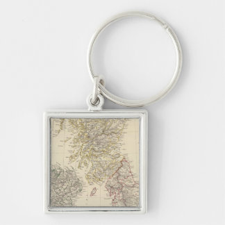 The British Isles Key Chain