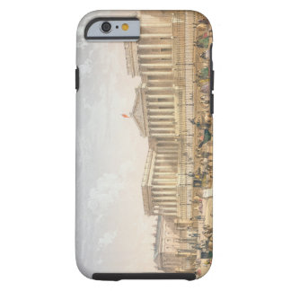 The British Museum, c.1862 (colour litho) Tough iPhone 6 Case