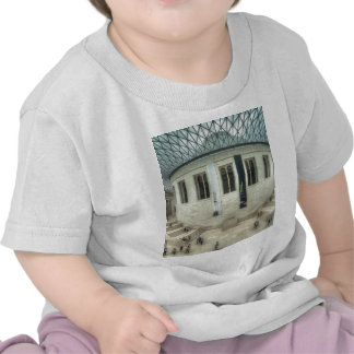 The British Museum in Summer T Shirts