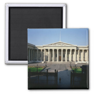The British Museum Refrigerator Magnet