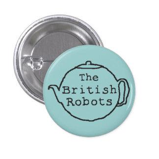 The British Robots Teapot Pins