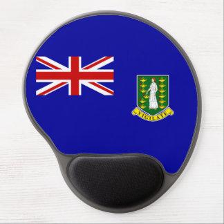 The British Virgin Islands Flag Gel Mouse Pads