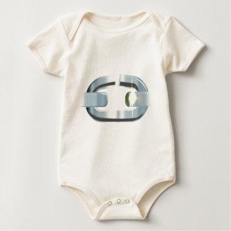 The Broken Link Baby Bodysuit