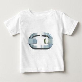 The Broken Link Baby T-Shirt