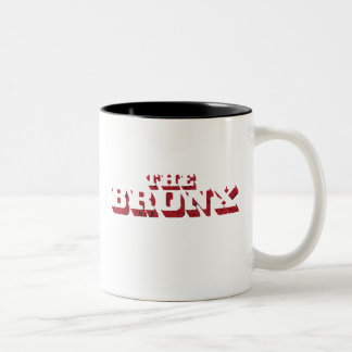 The Bronx Big Letter Mug