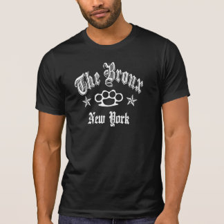The Bronx New York Knuckles T-Shirt