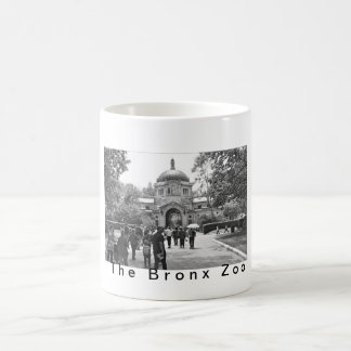 The Bronx Zoo Entrance Coffee Mug