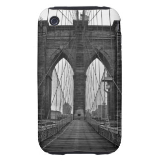 The Brooklyn Bridge in New York City iPhone 3 Tough Cases