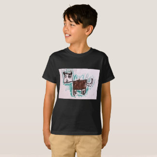 "The ""Brown Dog"" shirt by Luka Myers"