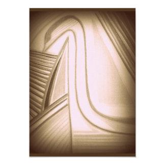 the brown swan card