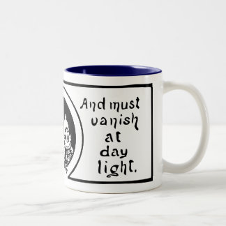 The Brownies: We are Creatures of the Night Coffee Mugs