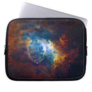 The Bubble Nebula NGC 7635 Sharpless 162 Laptop Sleeve