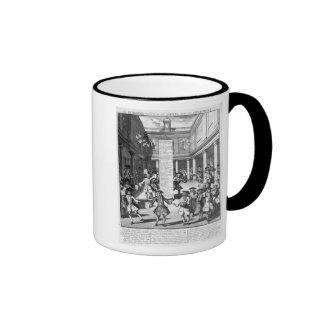 The Bubblers Bubbl'd, 1720 Mug