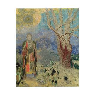 The Buddha, c.1905 Wood Prints