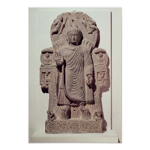 The Buddha of the Great Miracle Posters