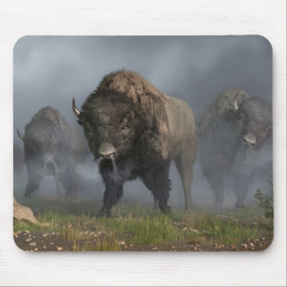 The Buffalo Vanguard Mouse Pad