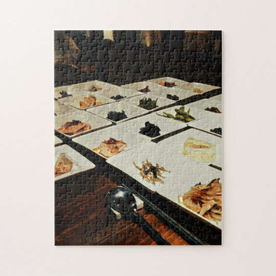The Buffet Jigsaw Puzzle