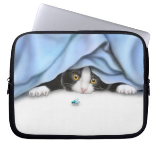 The Bug Hunter Kitty Electronics Bag