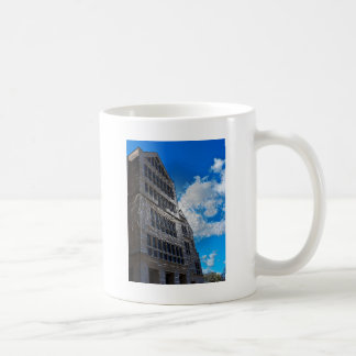 The Building Basic White Mug