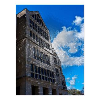 The Building Postcard