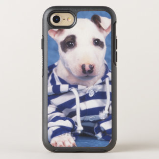 The Bull Terrier is a breed of dog in the OtterBox Symmetry iPhone 7 Case