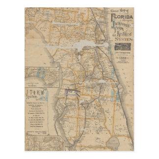 The Bungalow King - Tampa, Florida Postcard