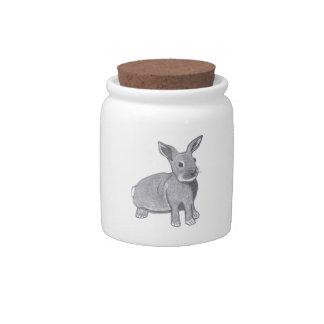 The Bunny...Candy Jar