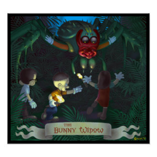 The Bunny Widow Poster