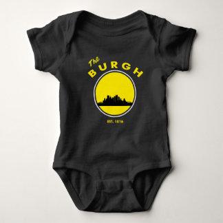 The Burgh Baby Bodysuit