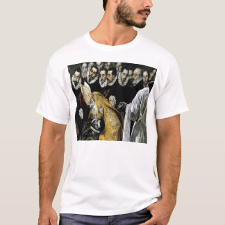 'The Burial of the Count of Orgaz' T-Shirt