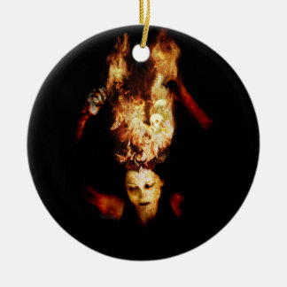 The Burning Darkness Ornament
