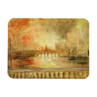 The Burning of the Houses of Parliament, previousl Magnet