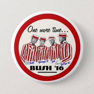 The Bush Brothers 7.5 Cm Round Badge
