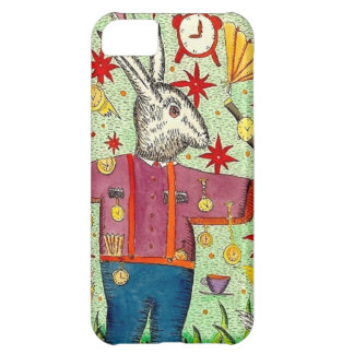 """The Busy Rabbit""  (ip5c) iPhone 5C Case"