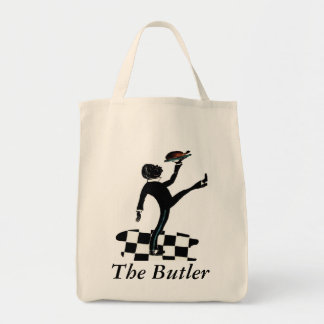 'The Butler' Grocery Tote