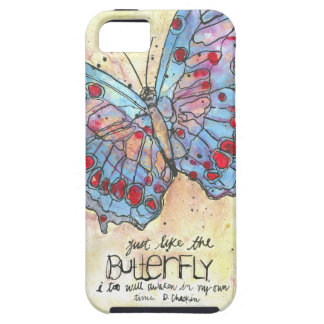 The Butterfly iPhone 5 Case