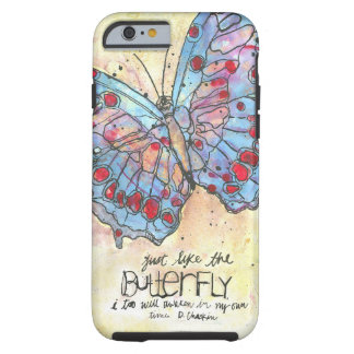The Butterfly iPhone 6 case Tough iPhone 6 Case