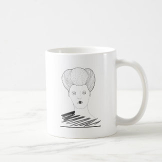 The Button Queen Coffee Mug