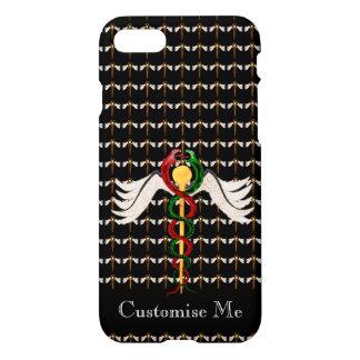 The Caduceus (Full Colour) iPhone 7 Case