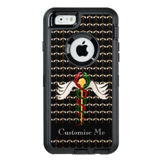 The Caduceus (Full Colour) OtterBox iPhone 6/6s Case