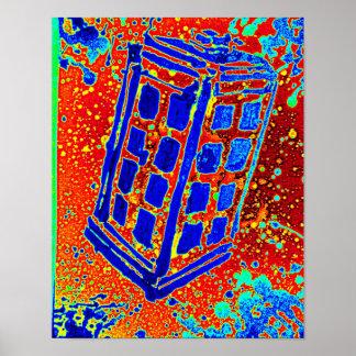 The Call Box III Poster