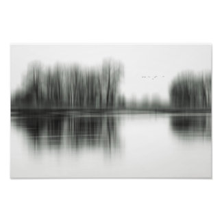The call of the game geese photographic print