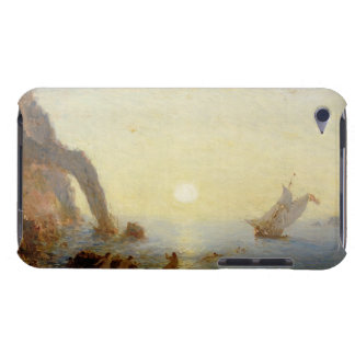 The Call of the Sirens (oil on canvas) Case-Mate iPod Touch Case