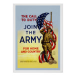 The Call To Duty-Join The Army