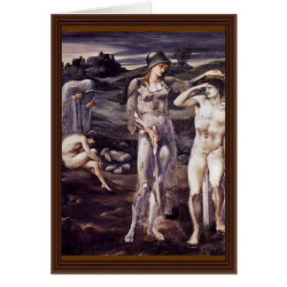 The Calling Of Perseus (The Perseus Cycle 1) Greeting Card