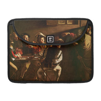 The Calling of St. Matthew, c.1598-1601 Sleeve For MacBooks
