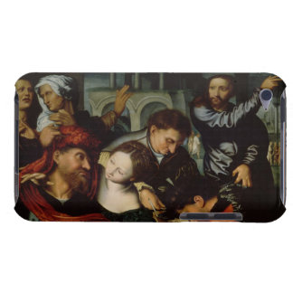 The Calling of St. Matthew iPod Touch Cover