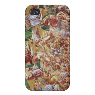 The Calling of the Chosen to Heaven iPhone 4/4S Cover